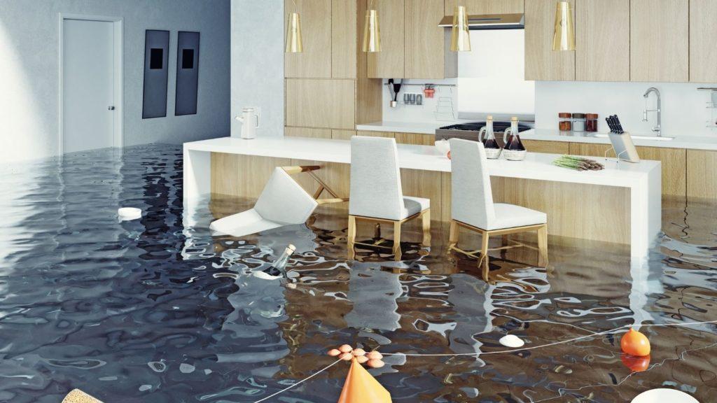 Image illustrant une fuite d'eau